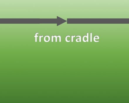 From cradle to grave !